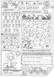20 best abc worksheets images on Pinterest | Abc worksheets ...