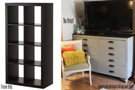 transforming ikea furniture. DIY IKEA Hack / Furniture Makeover To A Vintage Printer\u0027s Cabinet - CotCozy Transforming Ikea