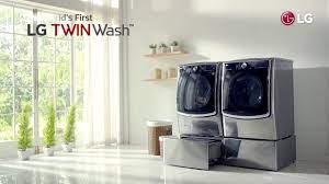 3,5 kg TWIN Wash™ Mini , LG TWIN Wash™ Uyumlu - YouTube