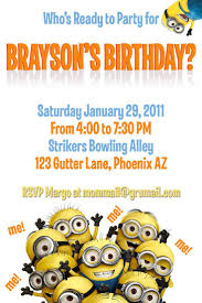 Minion Birthday Party 226 Best Minion Birthday Images On Pinterest