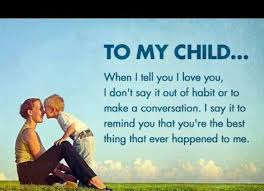 Parents Quotes From Daughter Simple I Love My Sons Quotes Mychildsondaughterloveparentsquote