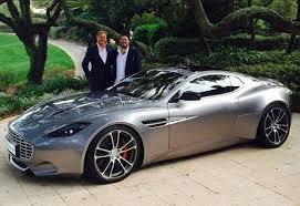 2018 Aston Martin V8 Vantage  E