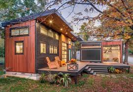 tiny houses com. the amplified tiny house is a 400 square foot cozy paradise houses com