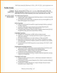 Military Police Job Description Resume Military Resume Example Pay Technician Samples To Civilian 49