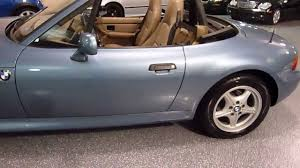 1998 bmw z3 2dr roadster 19l sold 2274 atlanta blue metallic 1996