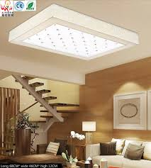 Afstandsbediening Dimmer Led Lampen Plafond Lamp Ijzer Eenvoudige