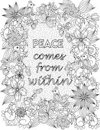 Coloring Pages Posh Adult Coloring Book Inspirational Quotes For ...