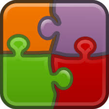 Clipart - category puzzle