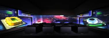 Small Picture Video Walls Display at Any Resolution Ventuz