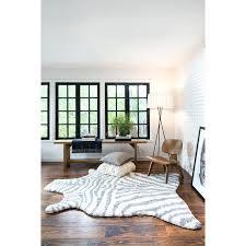 zebra stripe area rug zebra stripe hand tufted faux cowhide ivory silver area rug home theater ideas diy home ideas diy