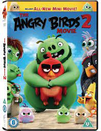 The Angry Birds Movie 2 | DVD | Free shipping over £20