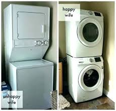 stackable washer dryer cabinet washer dryer cabinet stacked medium size of apartment us washers closet