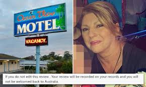 NSW south coast motel who charged extra fee for bad review ...