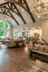 Cabin Style Interior Design Ideas Confluence House The Main House And Guest Cabin With A Flat