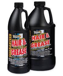 hair grease drain opener
