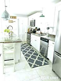 gray kitchen rugs yellow and grey lovable best ideas about rug on runner rooster green white striped light y