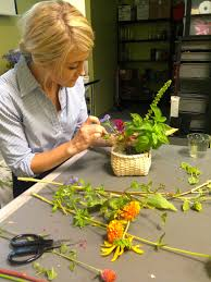 What Are Mechanics In A Floral Design Farm To Vase Workshop Flowers For The People