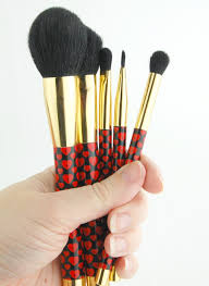 sephora collection byob bring your own brushes break ups to make up brush set review 2