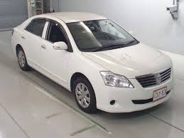 Used TOYOTA PREMIO for sale at Pokal – Japanese Used Car Exporter ...