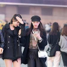SHOWERSMILE Military Hat Women Tweed Army Beret Female ...