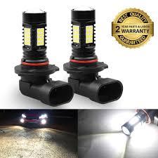 Best Fog Light For Snow Viesyled 9006 Led Fog Light Bulbs 2800 Lumens Super Bright 9006 Led Bulb 5730 33 Smd Led 9006 Bulb Hb4 Led Fog Lights For Car Truck Van 6000k White