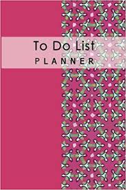 to do lis to do list planner school home office time management notebook
