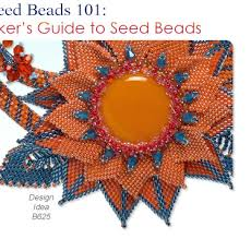 Seed Bead Size Chart Jewelry Making Article Seed Beads 101 A Jewelry Makers