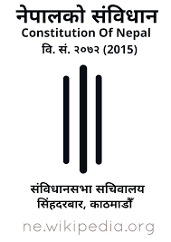 Constitution Of Nepal Wikipedia