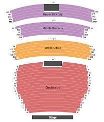 The Capitol Theatre Seating Chart Yakima