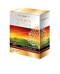 <b>Черный чай Heladiv GC</b> Vintage <b>Black Tea</b> в количестве 100шт
