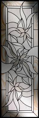 Glass Design Camed Decorative Glass Designs Kenyons Glass