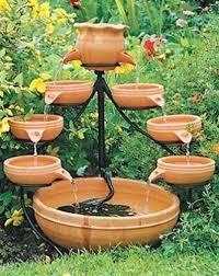 Solar Outdoor Fountains  EBaySolar Garden Fountain