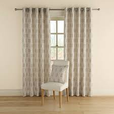 Off White Curtains Living Room Ready Made Curtains Home Debenhams