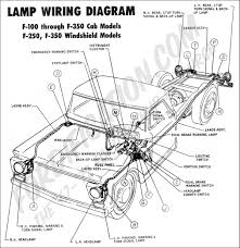 ford truck technical drawings and schematics inside 1975 f250 1976 ford f100 wiring diagram at Wiring 1979 F 250