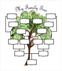 family tree layout 51 family tree templates free sample example format free