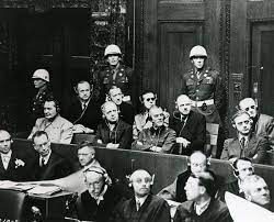 Le procès de Nuremberg | L'histoire par l'image