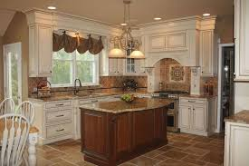 White Kitchens With Granite Countertops Kitchen Design Ideas Designs