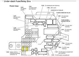 2001 acura tl fuse box diagram 2001 hyundai santa fe fuse diagram 1997 acura cl fuse box diagram at 2001 Acura Tl Fuse Box Diagram