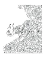 Naughty Coloring Pages Zoom Printable Dirty Books Packed With Adult