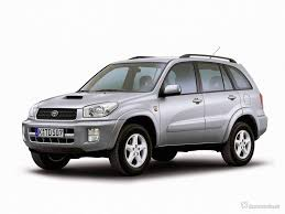 Toyota RAV 4 II (XA20) 2.0 AT 4WD specifications and technical ...