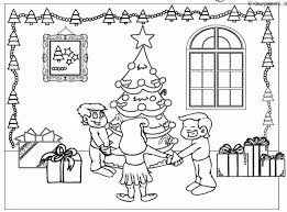 Kerst Kleurplaat Kleurplaten 2275 Kleurplaat Kleurennet