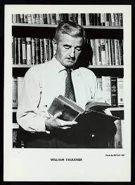 william faulkner most famous works william faulkner reads nypl todays mustache monday goes to one of