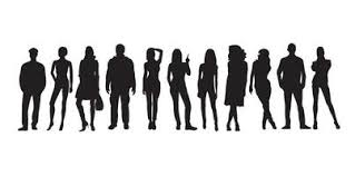 Vectors Silhouettes Silhouette Free Vector Art 7165 Free Downloads