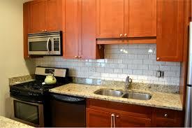 44 Elegant Granite Countertops With Tile Backsplash Ideas