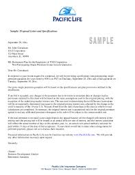 Business Proposal Letter Example Sample Of A Business Proposal Letter Granitestateartsmarket 9