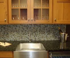 White Stone Kitchen Backsplash Backsplashes Blue Subway Tile Kitchen Backsplash White Stone