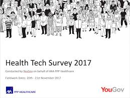 image 4th annual axa digital healthcare state of the nation roundtable