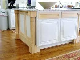 Kitchen Island Cabinet Base Diy Kitchen Island Using Base Cabinets