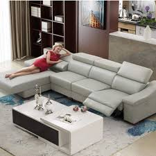 living room sofa set l corner sofa recliner electrical couch genuine leather sectional sofas muebles de sala moveis para casa malaysia