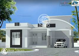 Small Picture 1323 Sq Ft Single Floor Contemporary Home Design Home Interiors